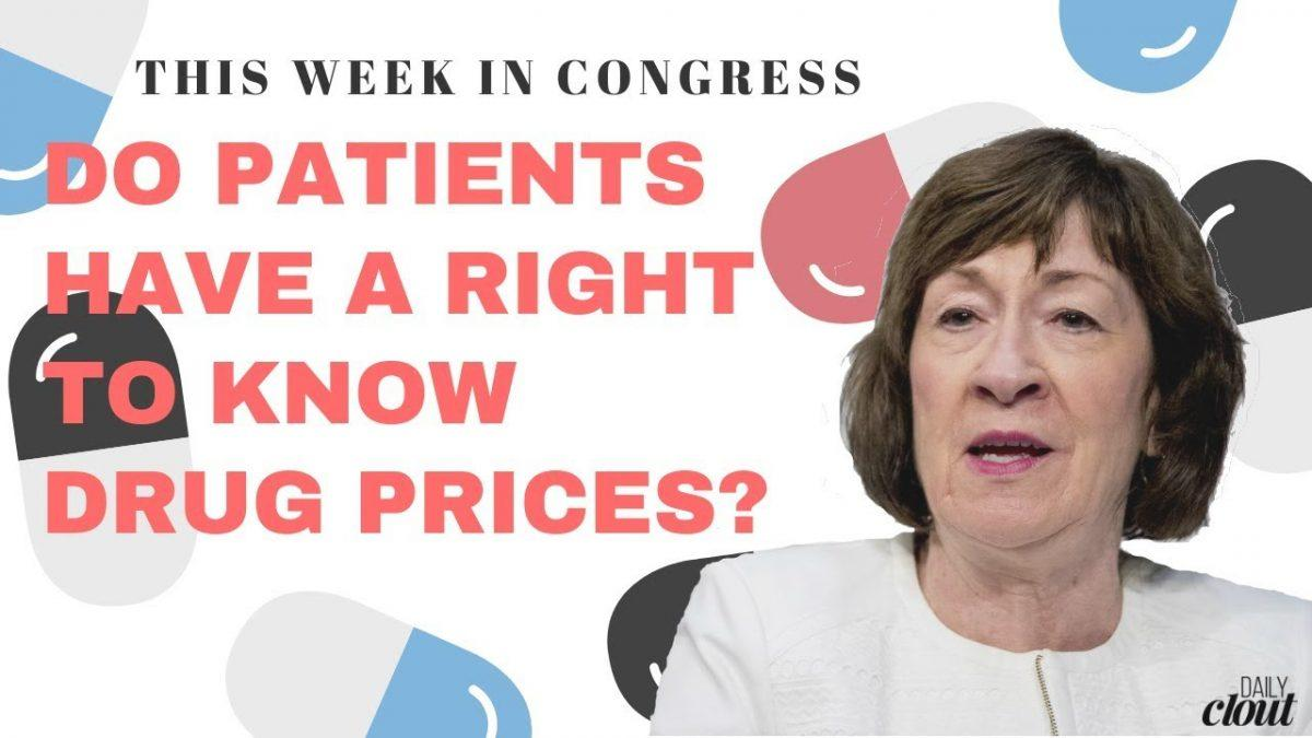 Did You Know Pharmacy Gag Clauses Hide Drug Prices? | This Week in Congress